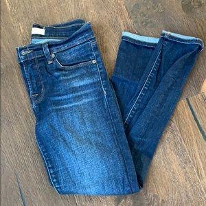 J Brand Capri Ankle Jean size 25